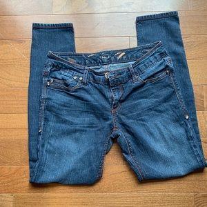 Sz 29 Seven7 skinny jeans